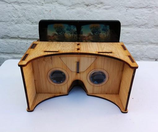 VRmaster bamboe