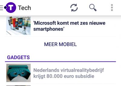 VRmaster op Nu.nl