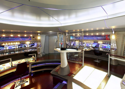 Step into the Star Wars Enterprise