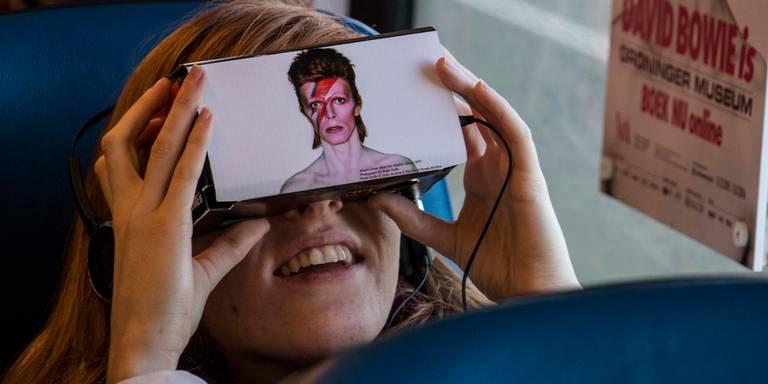 david bowie virtual reality