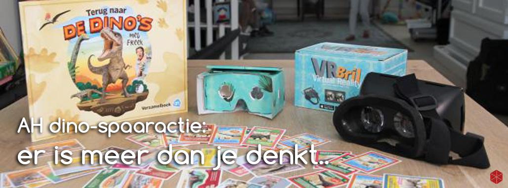 Jouw AH Virtual Reality bril kan meer
