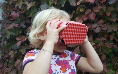 EXAMINING RESEARCH WITH CHILDREN AND IMMERSIVE VIRTUAL REALITY