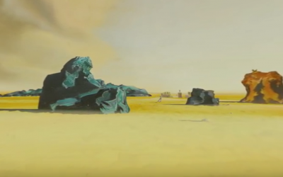 Salvador Dali's work is emerging in virtual reality once again