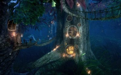 Step into the virtual world wih Gnomes and Goblins (PC only)