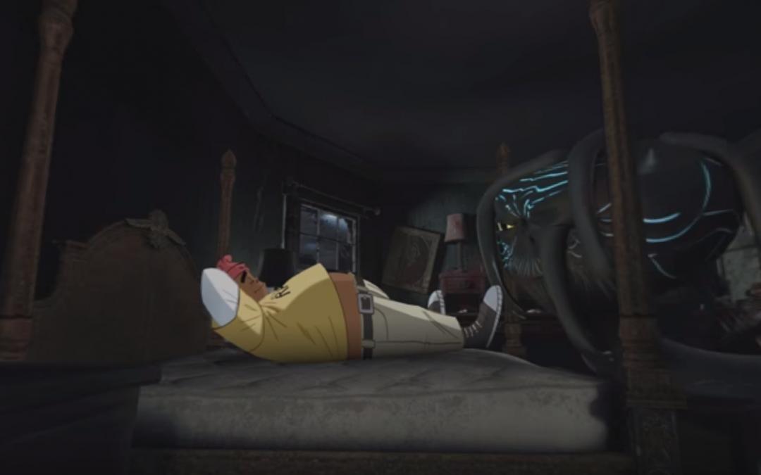 Gorillaz – Saturnz Barz (Spirit House) video clip in 360 virtual reality