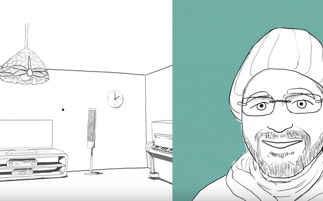 De verwarde man | Virtual Reality Project van KRO-NCRV