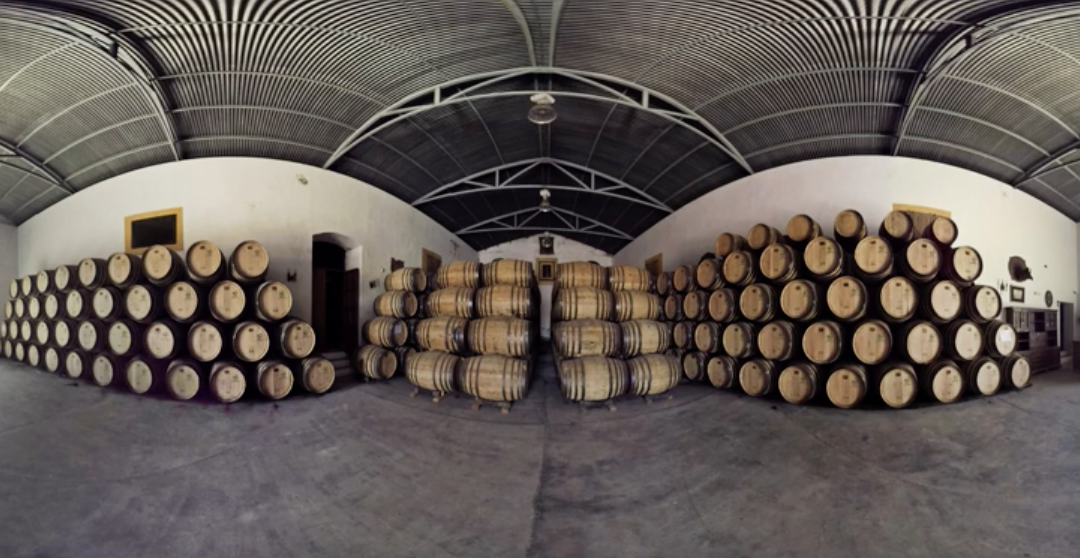 The The Macallan's Double Cask Scotch virtual reality experience