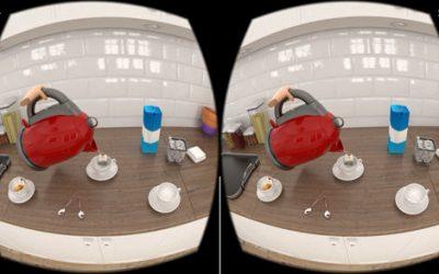 A Virtual Reality Walk Through Dementia