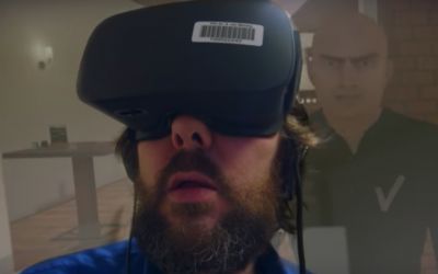 Agressie training voor TBS-ers met Virtual Reality